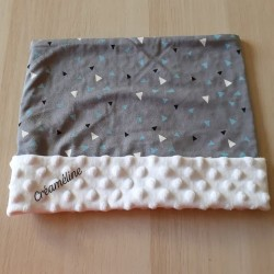 Snood triangles   ( taille...