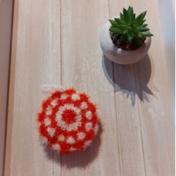 Tawashi bicolor - Rouge /...