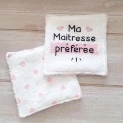 MAÎTRESSE - Lot de 2...