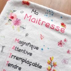 MAÎTRESSE - Essuie mains