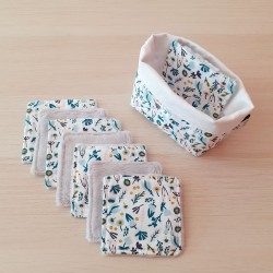 Lingettes lavables -...